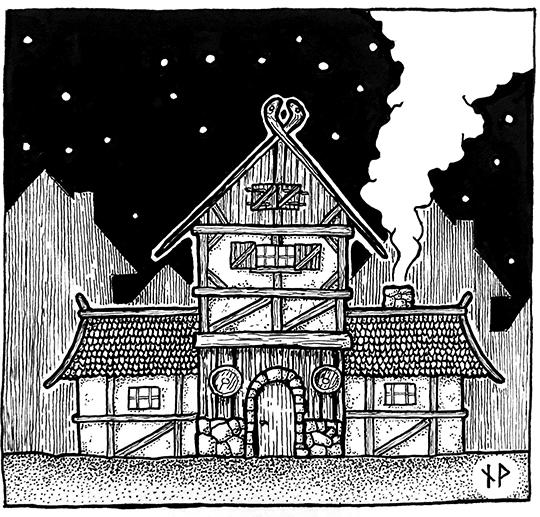 The Hearth - inn at Dunkelmoor